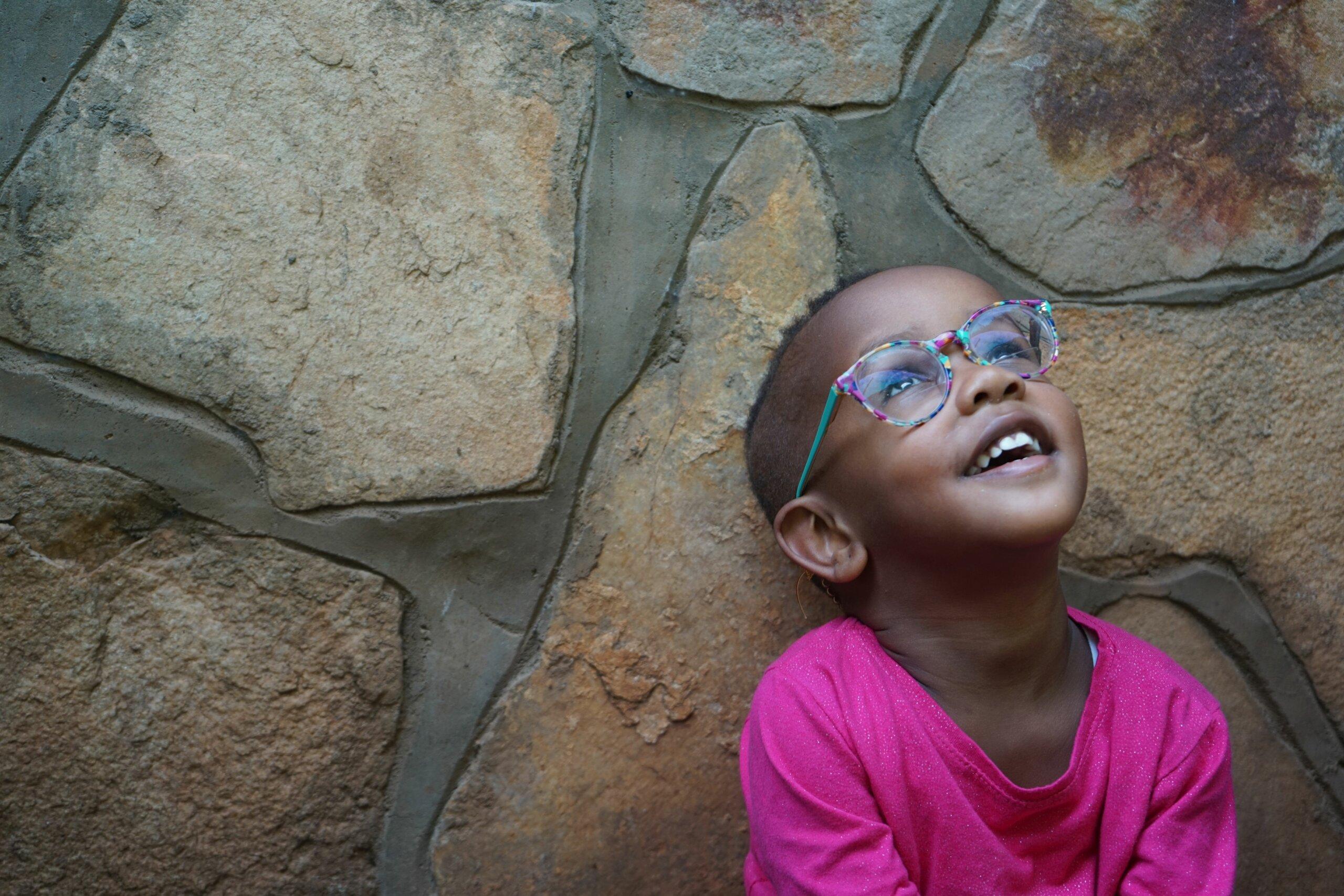 Greta aus Uganda - Credit: Gregor Kuntscher