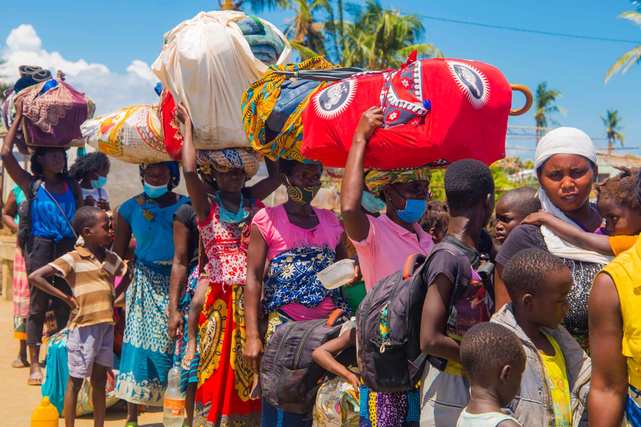Mosambik wurde innerhalb von zwei Jahren von vier Zyklonen heimgesucht und hat die Existenz zahlreicher Menschen zerstört. © Mango Sound