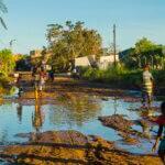 Eloise war der vierte Zyklon innerhalb von zwei Jahren, der Mosambik verwüstet hat. © Mango Sound