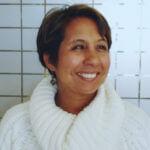 Portrait von Nafisa Baboo - Expertin für inklusive Bildung bei Licht für die Welt